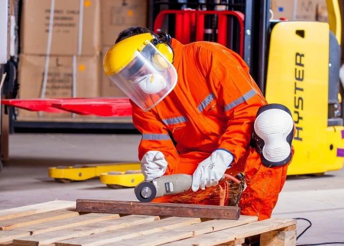 Sécurité du travailleur entreprise