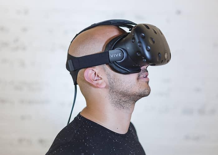Réalité virtuelle Cliema
